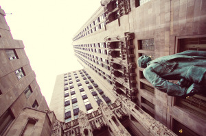 public-domain-images-free-stock-photos-down-town-chicago-tribune-building-1